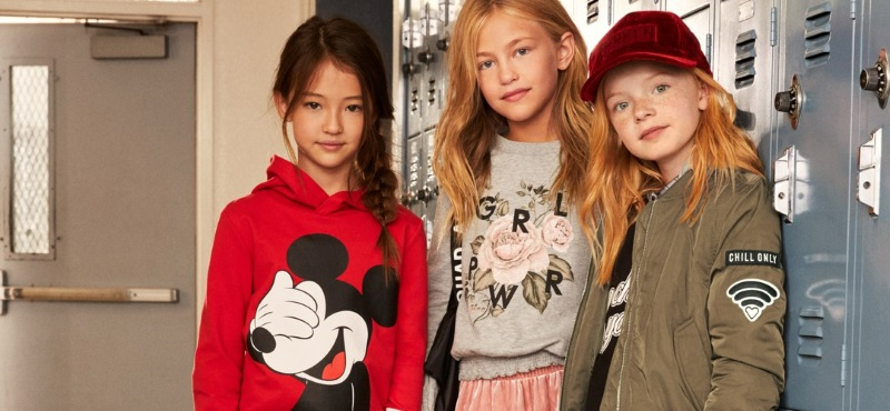 Коллекция Back to school от H&M Kids